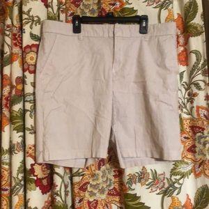 Beige Tommy Hilfiger Shorts